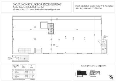 Lokal 1 – 229,80 m2